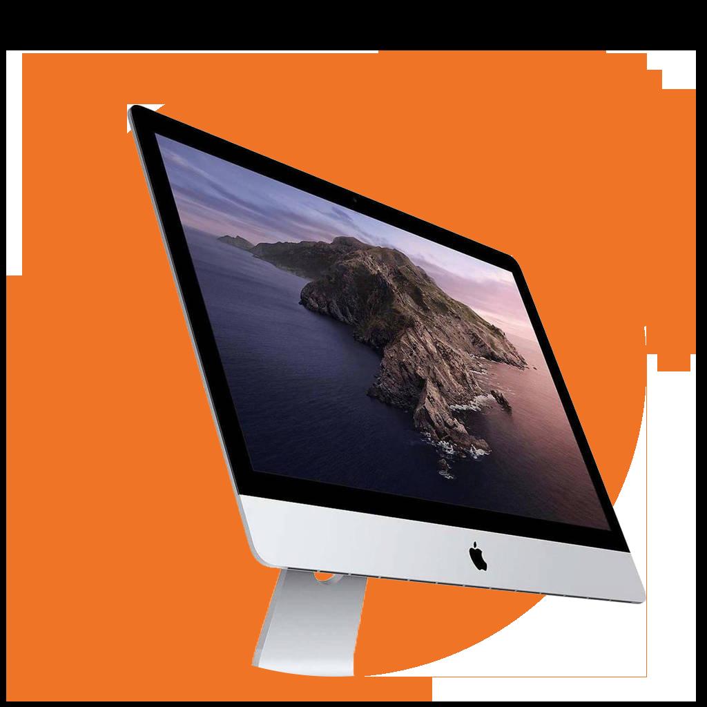 Intel iMac in oranje bollen voor uw systeembeheer